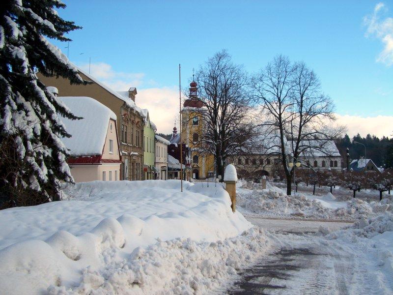 Langlauf Tschechien