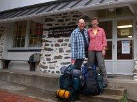 Appalachian Trail Start